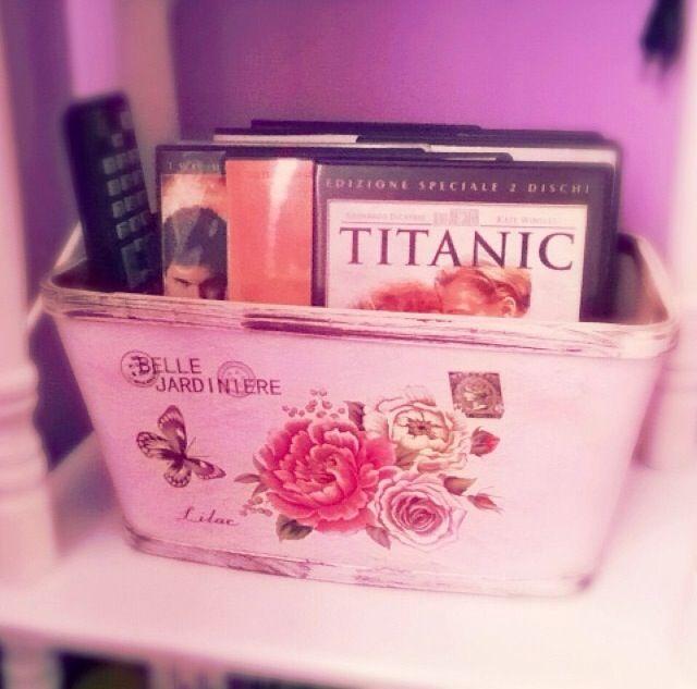 Pink TV Box