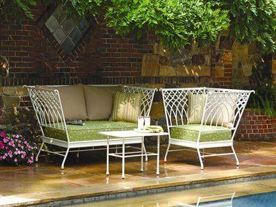 Salon De Jardin Vintage | 155 Best Vintage Patio Images On Pinterest Backyard Ideas
