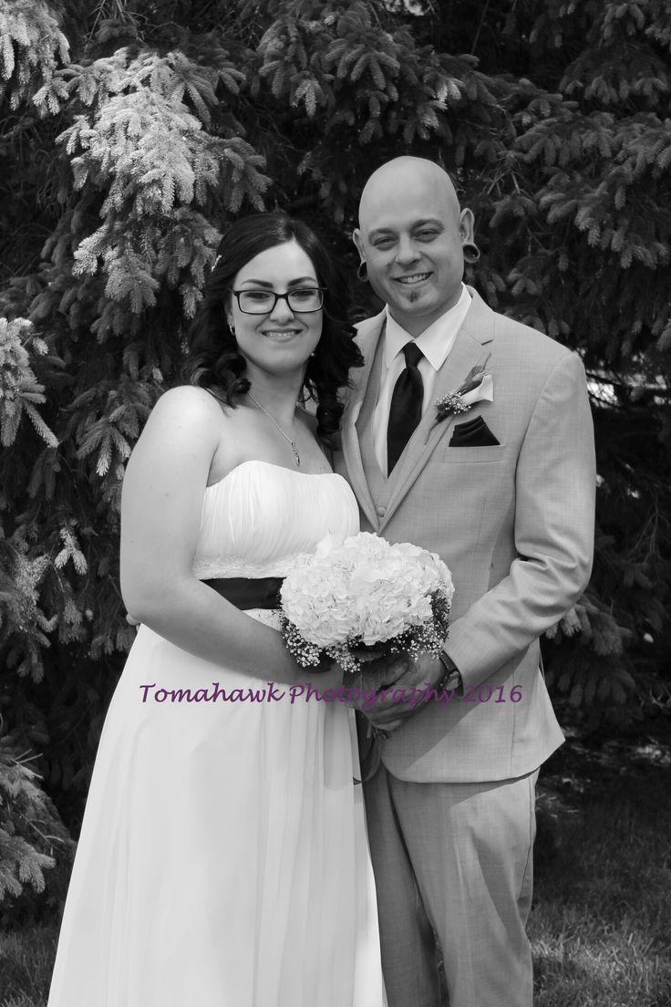 Tess and Justin Wedding 2016