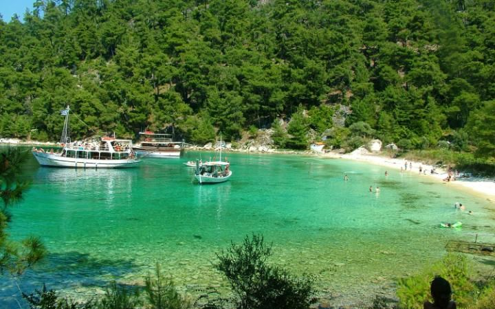 Thassos: the Emerald of the Aegean