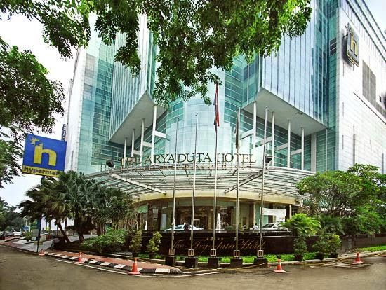 Hotel Aryaduta Medan 4.0 dari 5Jalan Kapten Maulana Lubis 8 | Jalan Kapten Maulana Lubis 8, Medan 20112, Indonesia.