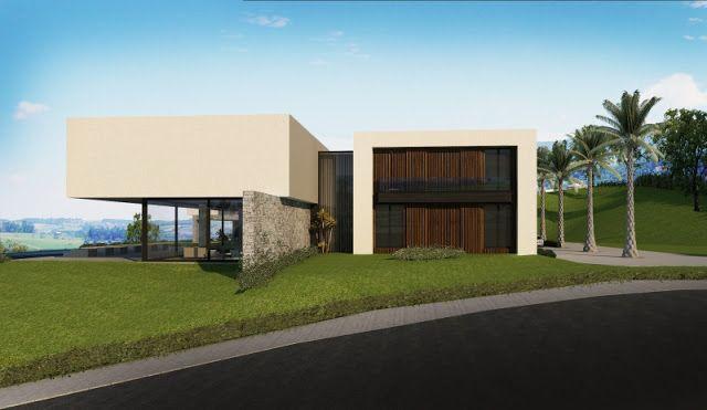 Catha très très chic!: Fotos das casas elegantes do arquiteto Roberto Migotto! Inspire-se!