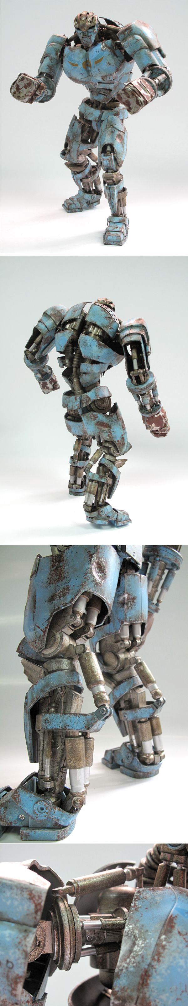 Real Steel, future, robot, science fiction movie, futuristic