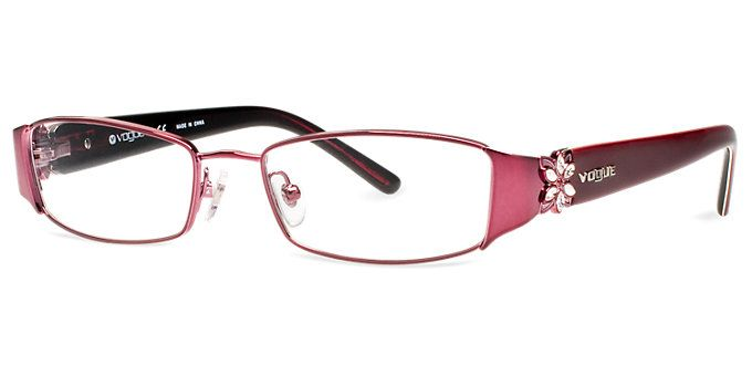 Glasses Frames By Vogue : Image for VO3659B from LensCrafters - Eyewear Shop ...
