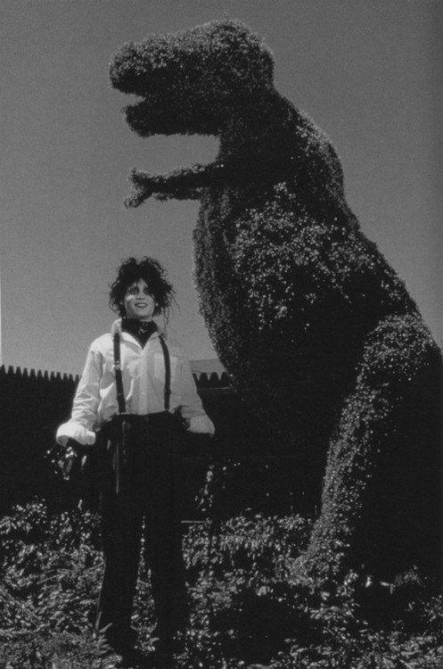 Edward Scissorhands, 1990