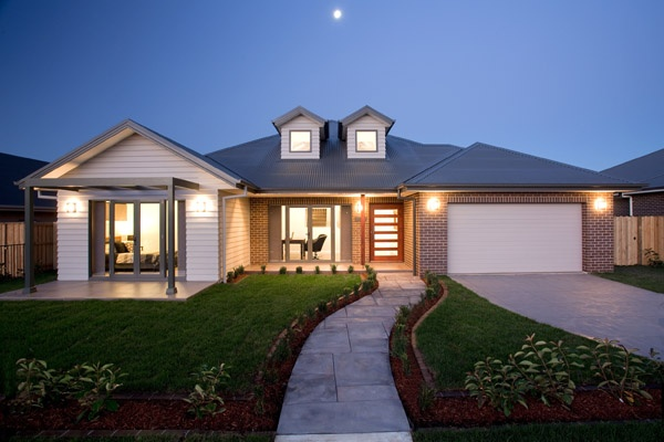 Hotondo homes highlander 329 plantas pinterest for Home designs victoria