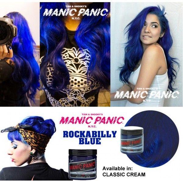 CLASSIC ROCKABILLY BLUE