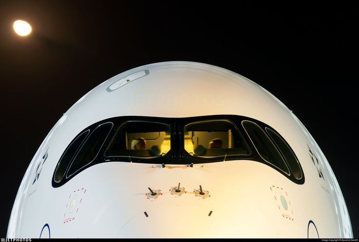 Face to Face with the Raccoon resting at her gate V17 on Lufthansa's first A350 flight to Mumbai. The Waning Gibbous Moon shed it's light on her face as she prepares herself for the return leg back to Munich. Lufthansa A350-900, D-AIXC at VABB. Photo taken during Lufthansa A350 Inaugural Event. 1920 Pixels.. D-AIXC. Airbus A350-941. JetPhotos.com is the biggest database of aviation photographs with over 3 million screened photos online!
