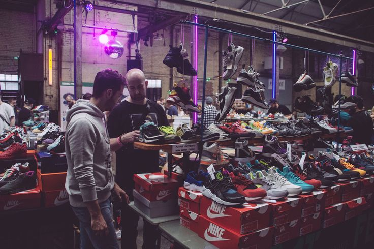 From Air Max to Yeezy Boost, trainers have become status symbols... Now Liverpool gets its own trainer festival: Laces Out! comes to Camp & Furnace.