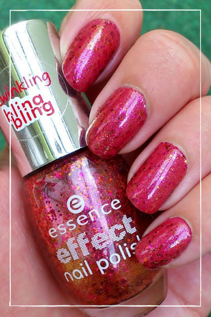 Essence Effect Nail Polish 17 never stop dreaming #notd #nails #nailpolish #naildesign #beauty #essence