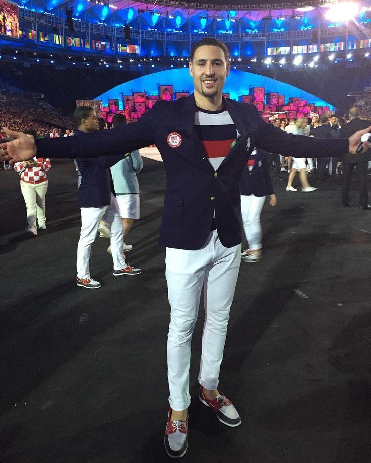 Klay en los juegos olimpicos Brasil 2016                                                                                                                                                                                 More