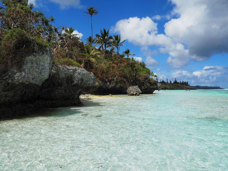Yejele Beach, Mare, New Caledonia ❤