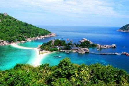 The increase in the tourists from the West flocking to the countries in search of a sunlight and sand has made the hospitality sector to boom. The hotels in Thailand are continuously on surge.