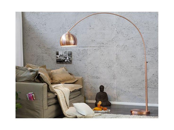 Lampa Podłogowa Big Bow III — Lampy podłogowe Invicta Interior — sfmeble.pl