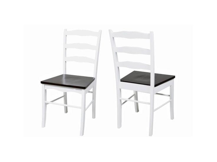 Krzesło Soya białe — Krzesła Actona — sfmeble.pl