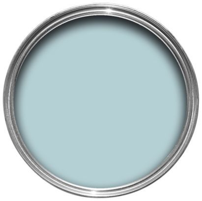 Crown Non Drip Gloss Paint Duck Egg Blue 750ml £12.98