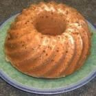 Poffert is een ouderwets Groningse maaltijd Het is een soort cake, in een pofferttrommel. Dit lijkt op een tulbandvorm, maar is dan smaller en heeft e...