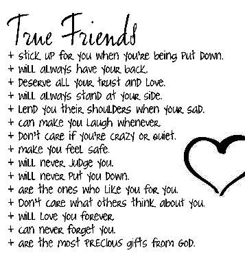 Friendship Speech