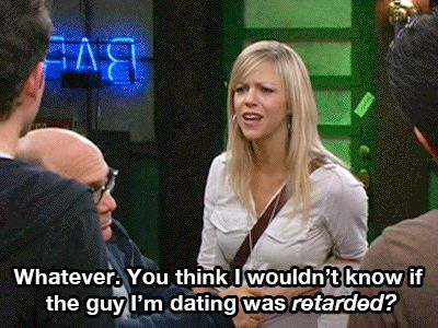 Sweet Dee Hookup A Retarded Person Quotes