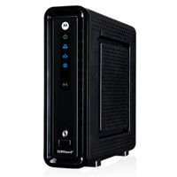 Motorola SURFboard eXtreme Wireless Cable Modem (SBG6580)