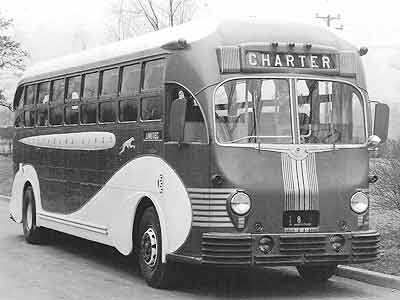 1939 Yellow Coach 745