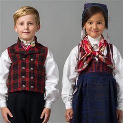 Bilde av Barnebunad fra Valdres