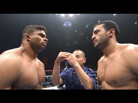 UFC (Ultimate Fighting Championship): GLORY Collision Free Fight: Badr Hari vs Alistair Overeem K-1 World GP 2009 Semi-Final