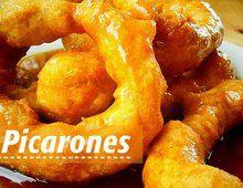 Receta Picarones (perú), nuestra receta Picarones (perú) - Recetas enfemenino