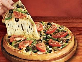 Pizza Ortolano (Pizza Recipe)