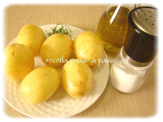 Receita passo a passo: Batatas Suecas