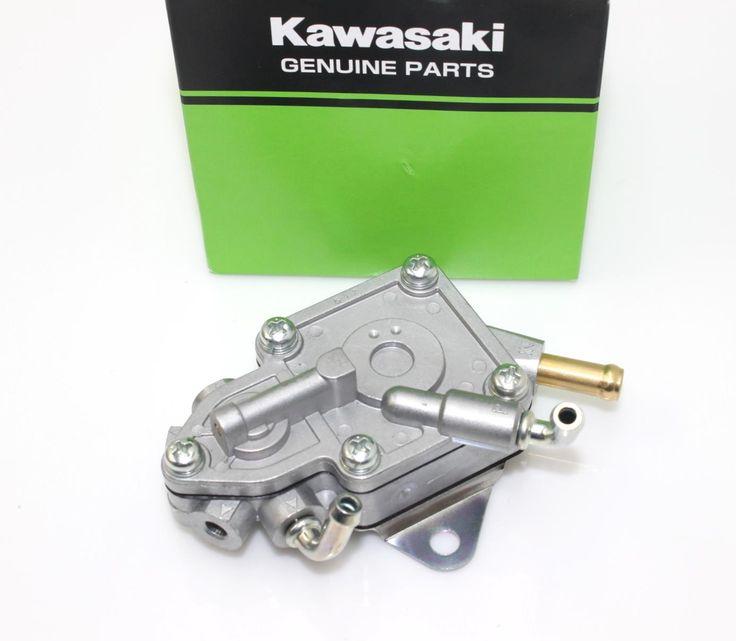 OEM KAWASAKI TERYX 750 4X4 MIKUNI FUEL PUMP GAS PETROL ASSEMBLY 49040-0025