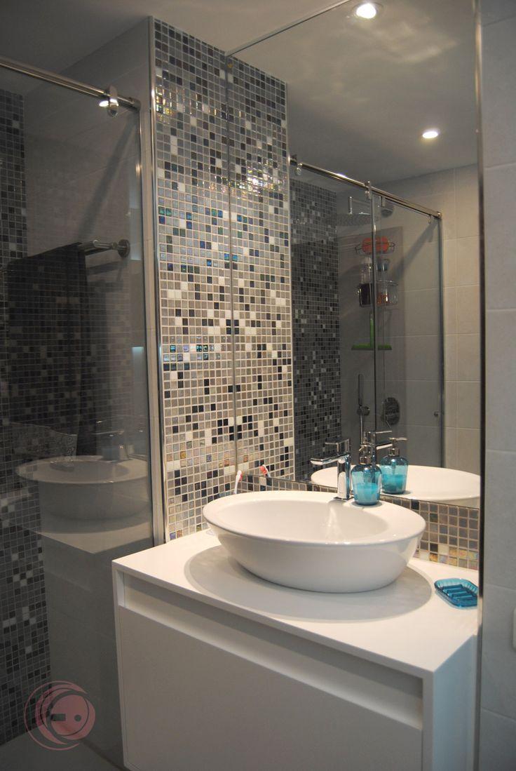 M s de 1000 ideas sobre cuarto de ba o con mosaicos en for Banos con mosaicos