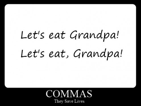17 Best images about Comma Usage on Pinterest | Literature, Words ...