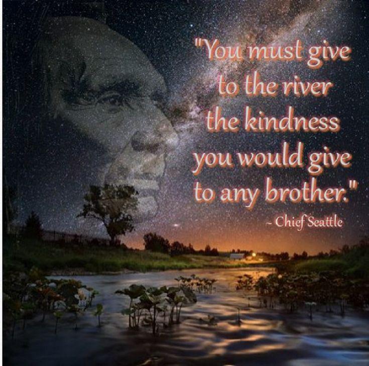Chief Seattle 1780 - 1866 @ Ya-Native.com
