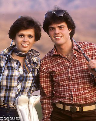 DONNY AND MARIE - TV SHOW PHOTO #A44