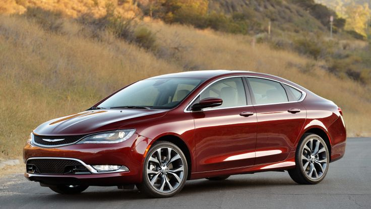 2015 Chrysler 200 Photo Gallery - Autoblog