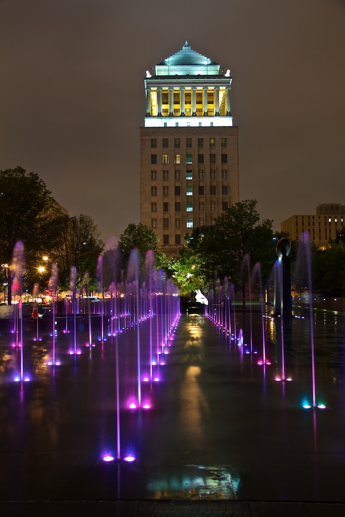 City Garden, St. Louis - Great Location To Elope
