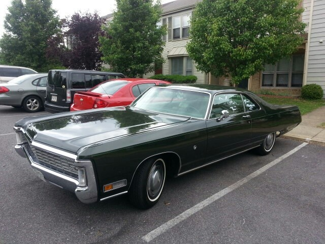My 1970 Imperial Crown Coupe Awesome Cars Bikes And
