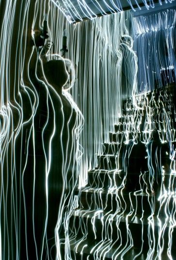 Painting with light: paranormal light art by artist Janne Parviainen - Telegraph