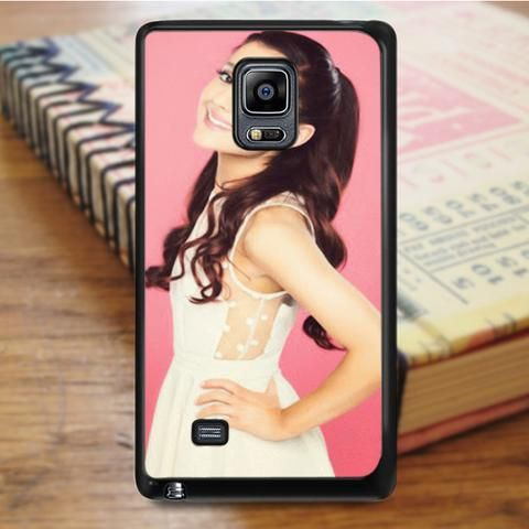 Ariana Grande Awesome Pink Smile Samsung Galaxy Note 5 Case