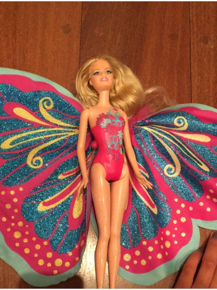 Barbie Fada Super Brilhante   Brinquedo Usado 23176037   enjoei :p