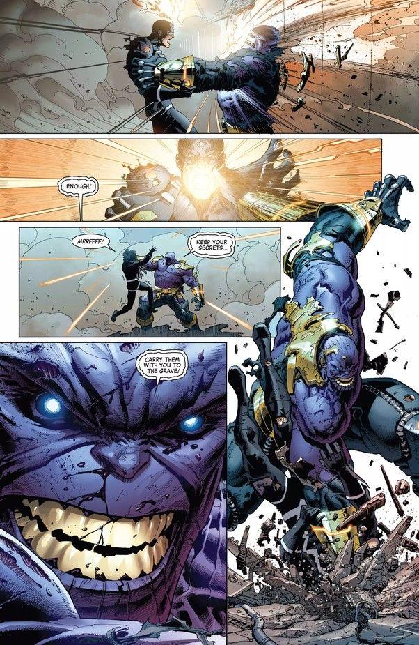 Thanos Vs Black Bolt Marvel Comics Art Marvel Comic Universe Marvel Comics