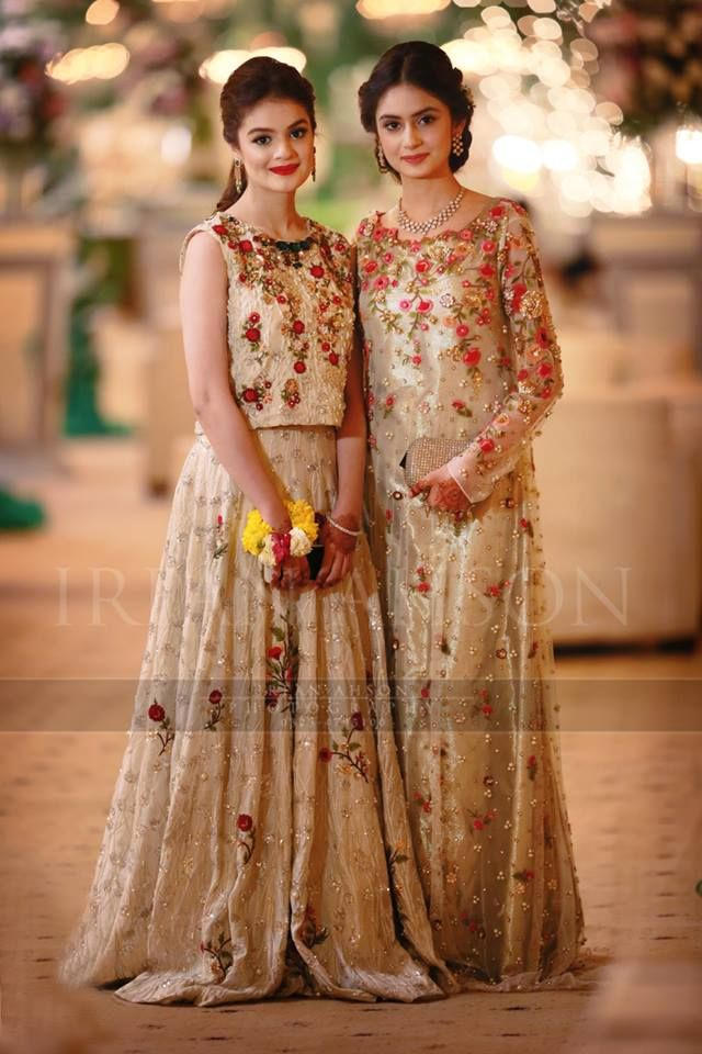 Sania Maskatiya Wedding Formal Wear Fine Art Weddings by Irfan Ahson - Pak couture