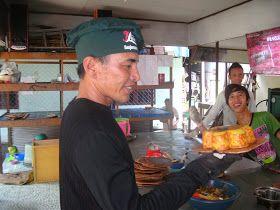 Bingka THAMBRIN kue khas Banjarmasin