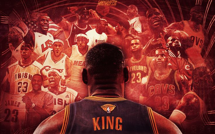 Lebron Wallpapers 2016 - Wallpaper Cave