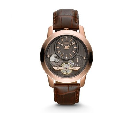 Ceas barbatesc Fossil ME1114 Mechanical Grant Twist