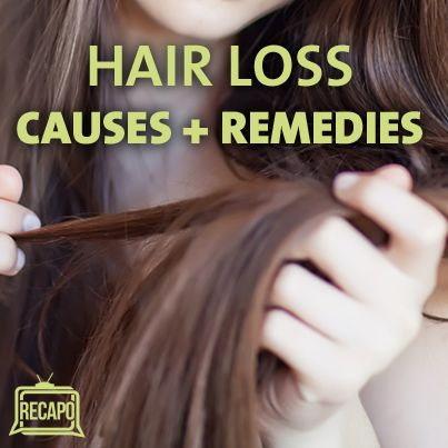 Hair Loss Causes: Hormone Imbalance, Vitamin Deficiency + PCOS