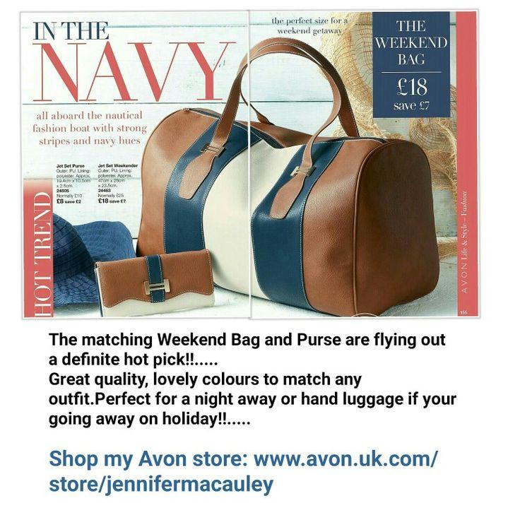 Prices may change avon bag