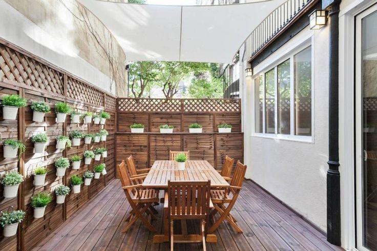 Um die letzten Sonnenstrahlen des Sommers zu genießen haben wir euch 12 traumhafte Terrasse zusammengestellt.