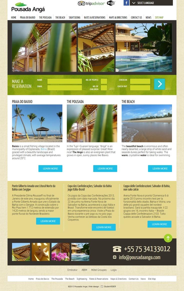 Website design: http://www.pousadaangabahia.com